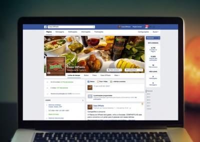 Facebook Casa DiPaolo