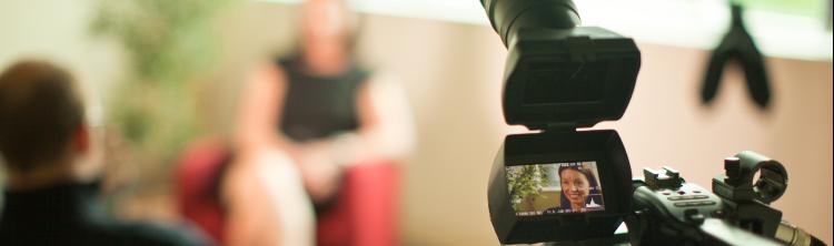 produção de vídeos