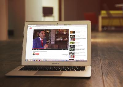 Vídeo Documentário 20 anos Casa DiPaolo