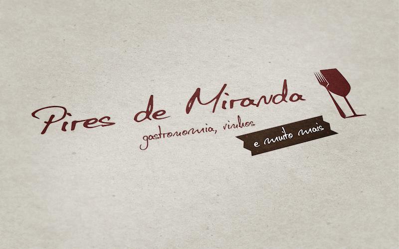 Logomarca Pires de Miranda