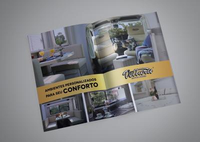 Anúncio Vettura Revista Motor Home