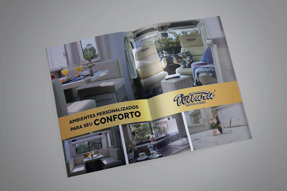 Revista Motor Home Vettura