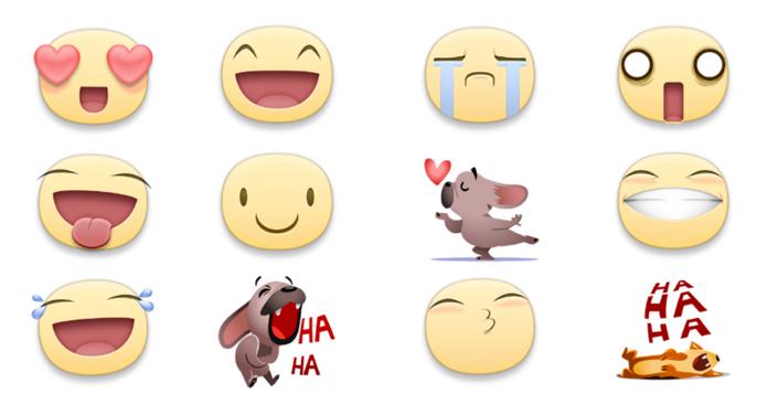 Emojis do Facebook podem em breve ganhar foto dos usuários